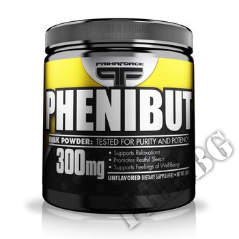 Съдържание » Дозировка » Прием » Как се пие » PrimaForce phenibut powder » Primaforce » Нервна Система