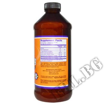 Съдържание » Дозировка » Прием » Как се пие » Liquid Cal-Mag Blueberry - 16 oz. » Now Foods » Магнезий