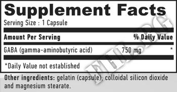 Съдържание » Дозировка » Прием » Как се пие » Gaba 750 mg  » Haya labs » Стимулатори хормон на растежа