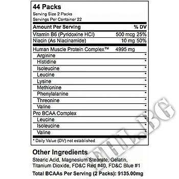Съдържание » Дозировка » Прием » Как се пие » Animal Nitro - 44 пакета » Animal Universal » Азотни бустери