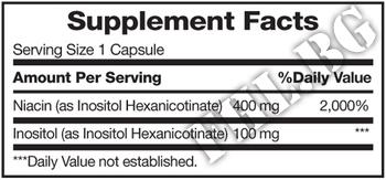 Съдържание » Дозировка » Прием » Как се пие » Niacin Flush Free  » Nature's Bounty » Витамин B3