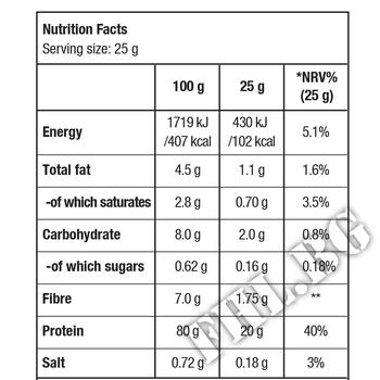 Съдържание » Дозировка » Прием » Как се пие » Rice Protein » BioTech USA » Протеини за вегетарианци