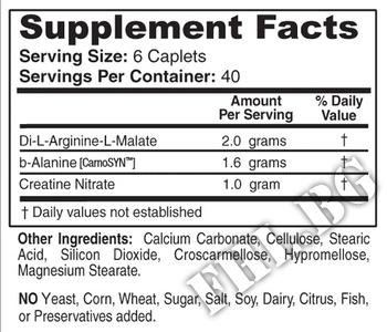 Съдържание » Дозировка » Прием » Как се пие » CM2 Nitrate  » SAN » Креатин