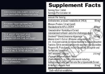 Съдържание » Дозировка » Прием » Как се пие » NOVA-X » Gaspari Nutrition » Формули за мъже
