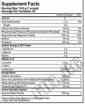 Съдържание » Дозировка » Прием » Как се пие » Amino 1 Black / 30 Serv. » MusclePharm » Аминокиселини