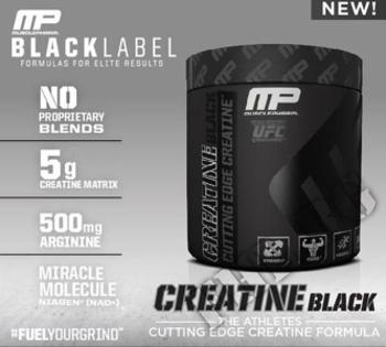 Съдържание » Дозировка » Прием » Как се пие » Creatine Black / 30 Serv. » MusclePharm » Креатин