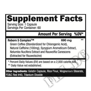 Съдържание » Дозировка » Прием » Как се пие » Red Acid Reborn - 60 капсули » Controlled Labs » Термогенни фетбърнъри