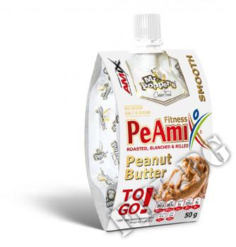 Съдържание » Дозировка » Прием » Как се пие » Fitness Peanut Butter » AMIX » Заместител на храна