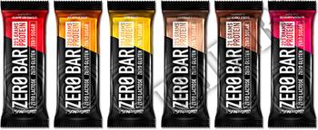 Съдържание » Дозировка » Прием » Как се пие »  Zero Bar  » BioTech USA » Протеинови Барове