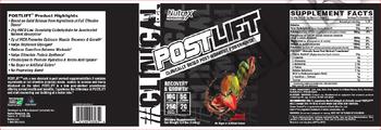 Съдържание » Дозировка » Прием » Как се пие » Postlift Clinical » Nutrex » Азотни бустери