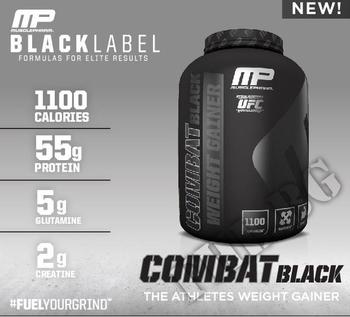 Съдържание » Дозировка » Прием » Как се пие » COMBAT BLACK Muscle Mass » MusclePharm » Топ 10 Гейнъри