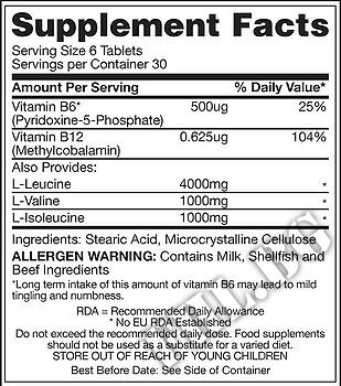 Съдържание » Дозировка » Прием » Как се пие »   BCAA 6000  » Gaspari Nutrition » BCAA