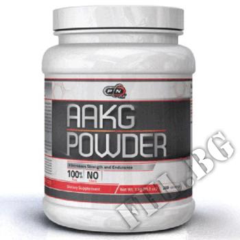 Съдържание » Дозировка » Прием » Как се пие » AAKG POWDER 1000gr » Pure Nutrition » Аргинин