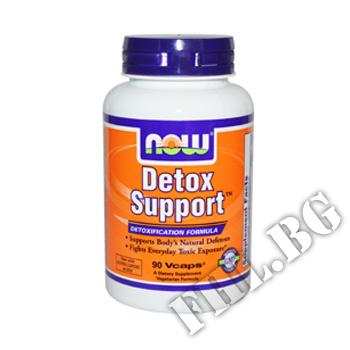 Съдържание » Дозировка » Прием » Как се пие » Detox Support » Now Foods » Детоксикация