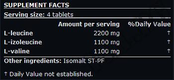 Съдържание » Дозировка » Прием » Как се пие »  BCAA 6400 375 tabs » Scitec » BCAA