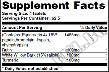 Съдържание » Дозировка » Прием » Как се пие » Rutin / 50 Tabs. » Haya labs » Витамини и минерали