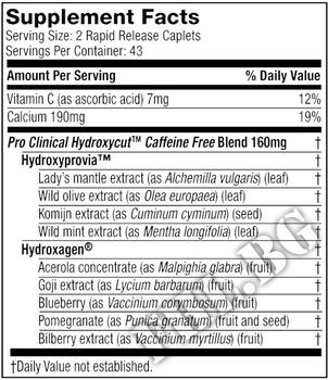 Съдържание » Дозировка » Прием » Как се пие » Hydroxycut Pro Clinical 60 caps. » MuscleTech » Термогенни фетбърнъри
