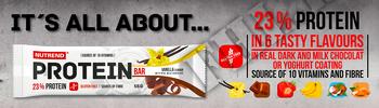 Съдържание » Дозировка » Прием » Как се пие »  Protein Bar 55 gr » Nutrend » Протеинови Барове