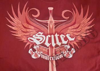 Съдържание » Дозировка » Прием » Как се пие » SCITEC NUTRITION T-SHIRT  » Scitec » Фитнес аксесоари