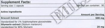Съдържание » Дозировка » Прием » Как се пие » Sulforaphane » AMIX » Антиоксиданти