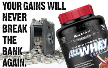 Съдържание » Дозировка » Прием » Как се пие » AllWhey Classic 5 Lb » Allmax Nutrition » Суроватъчен протеин