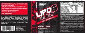 Съдържание » Дозировка » Прием » Как се пие »  Lipo-6 black ultra concentrate » Nutrex » Термогенни фетбърнъри
