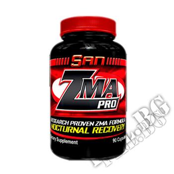 Съдържание » Дозировка » Прием » Как се пие » ZMA pro » SAN » Цинк-Магнезий