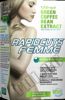 Съдържание » Дозировка » Прием » Как се пие »  Rapidcuts femme NEW » Allmax Nutrition » Термогенни фетбърнъри