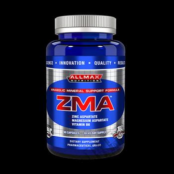 Съдържание » Дозировка » Прием » Как се пие » ZMA » Allmax Nutrition » Цинк-Магнезий