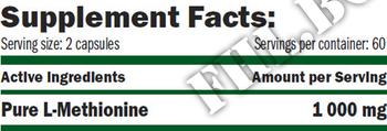Съдържание » Дозировка » Прием » Как се пие » GreenDay METHIONINE 1000 mg  » Syntrax » Черен Дроб