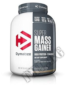 Съдържание » Дозировка » Прием » Как се пие » Super mass gainer 6lbs » Dymatize  » Гейнъри