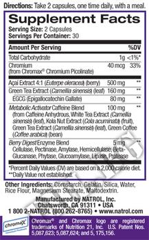 Съдържание » Дозировка » Прием » Как се пие » AcaiBerry Diet » Natrol » Отслабване