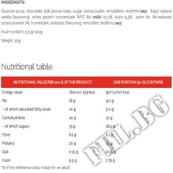 Съдържание » Дозировка » Прием » Как се пие »  Go On Protein Bar  » SANTE » Протеинови Барове
