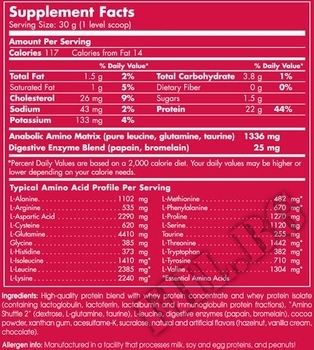 Съдържание » Дозировка » Прием » Как се пие » Promo Stack Whey Professional 2350gr + 500gr free » Scitec » Суроватъчен протеин