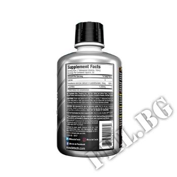 Съдържание » Дозировка » Прием » Как се пие »  L-Carnitine 1500 - 473 ml » MuscleTech » Течен Л карнитин