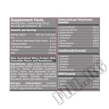 Съдържание » Дозировка » Прием » Как се пие » Hydro 100 - 908 g » Pure Nutrition »   Суроватъчен изолат