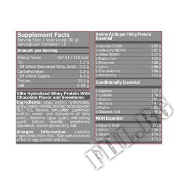 Съдържание » Дозировка » Прием » Как се пие » Hydro 100 - 454 g » Pure Nutrition »   Суроватъчен изолат