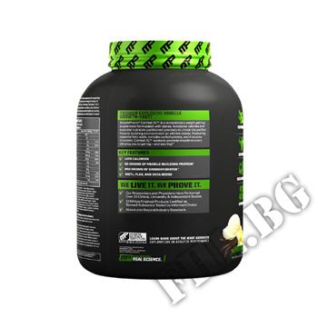 Съдържание » Дозировка » Прием » Как се пие » Combat XL Mass Gainer 6lb - 2722g » MusclePharm » Гейнъри