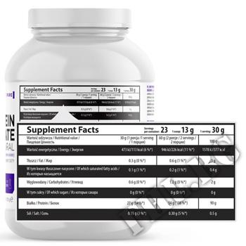 Съдържание » Дозировка » Прием » Как се пие » Whey Protein Isolate 90 Instant  - 700g Natural » Ostrovit »   Суроватъчен изолат