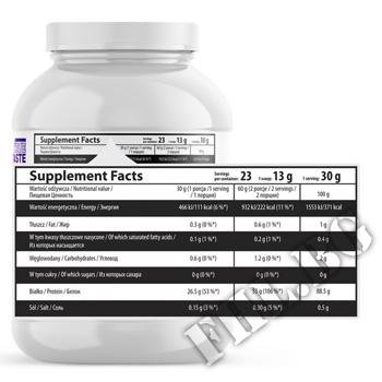 Съдържание » Дозировка » Прием » Как се пие » Whey Protein Isolate 90 Instant  - 700g  » Ostrovit »   Суроватъчен изолат