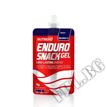 Съдържание » Дозировка » Прием » Как се пие »  Endurosnack-Ендуроснак гел на пликче » Nutrend » Енергийни Шотове и Гелове
