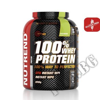 Съдържание » Дозировка » Прием » Как се пие » 100% Whey Protein - 2250g » Nutrend » Суроватъчен протеин