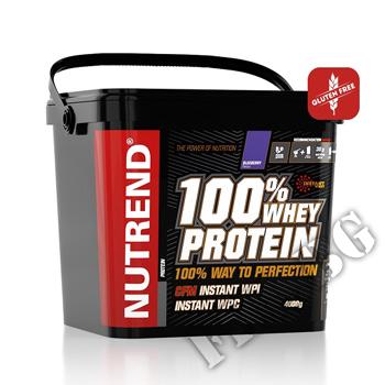 Съдържание » Дозировка » Прием » Как се пие » 100% Whey Protein - 4000g » Nutrend » Суроватъчен протеин