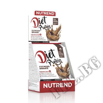 Съдържание » Дозировка » Прием » Как се пие » Diet Protein - 560g » Nutrend » Суроватъчен протеин