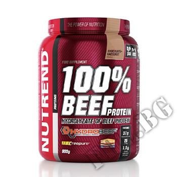 Съдържание » Дозировка » Прием » Как се пие » 100% Beef Protein - 900g » Nutrend » Телешки протеин