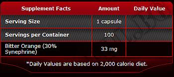 Съдържание » Дозировка » Прием » Как се пие » Pure synephrine  » Pure Nutrition » Синефрин