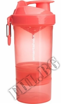 Съдържание » Дозировка » Прием » Как се пие » Smart Shake Original2GO 600 ml » SmartShake » Фитнес аксесоари