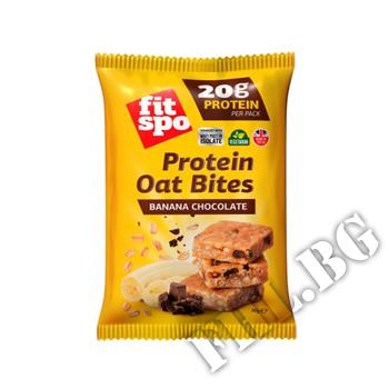 Съдържание » Дозировка » Прием » Как се пие » FIT SPO Protein Oat Bites - 90g » Fit Spo » Заместител на храна