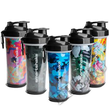Съдържание » Дозировка » Прием » Как се пие »  Double Wall Shaker Cup Camo » SmartShake » Шейкъри