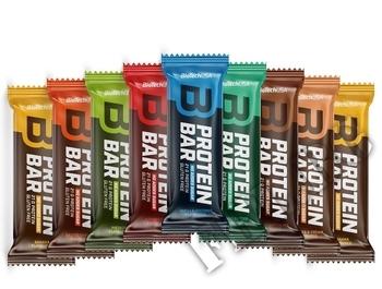 Съдържание » Дозировка » Прием » Как се пие »  Protein Bar 70g » BioTech USA » Протеинови Барове